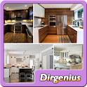 Kitchen Cabinet Design Ideas icon