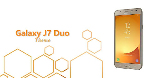 Theme for Galaxy J7 Duo (2018) for PC