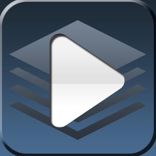 音楽プレイヤー - 無料動画再生アプリ 媒體與影片 App LOGO-APP開箱王