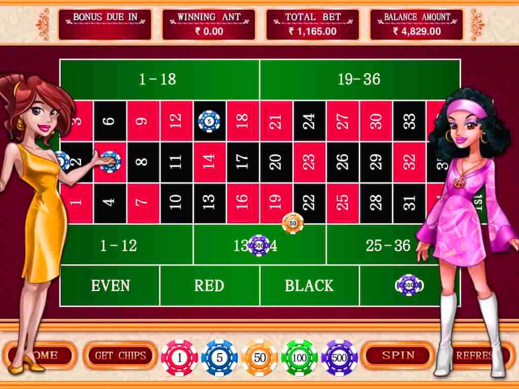 roulettes casino online