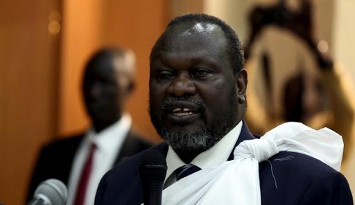 South Sudan rebel leader Machar arrives in Ethiopia for