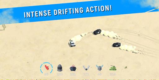 Télécharger Gratuit Desert Drifter - Ultimate Racing Survival Game apk mod screenshots 1