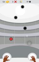 Screenshot of Percussion: rhythmic tap tap