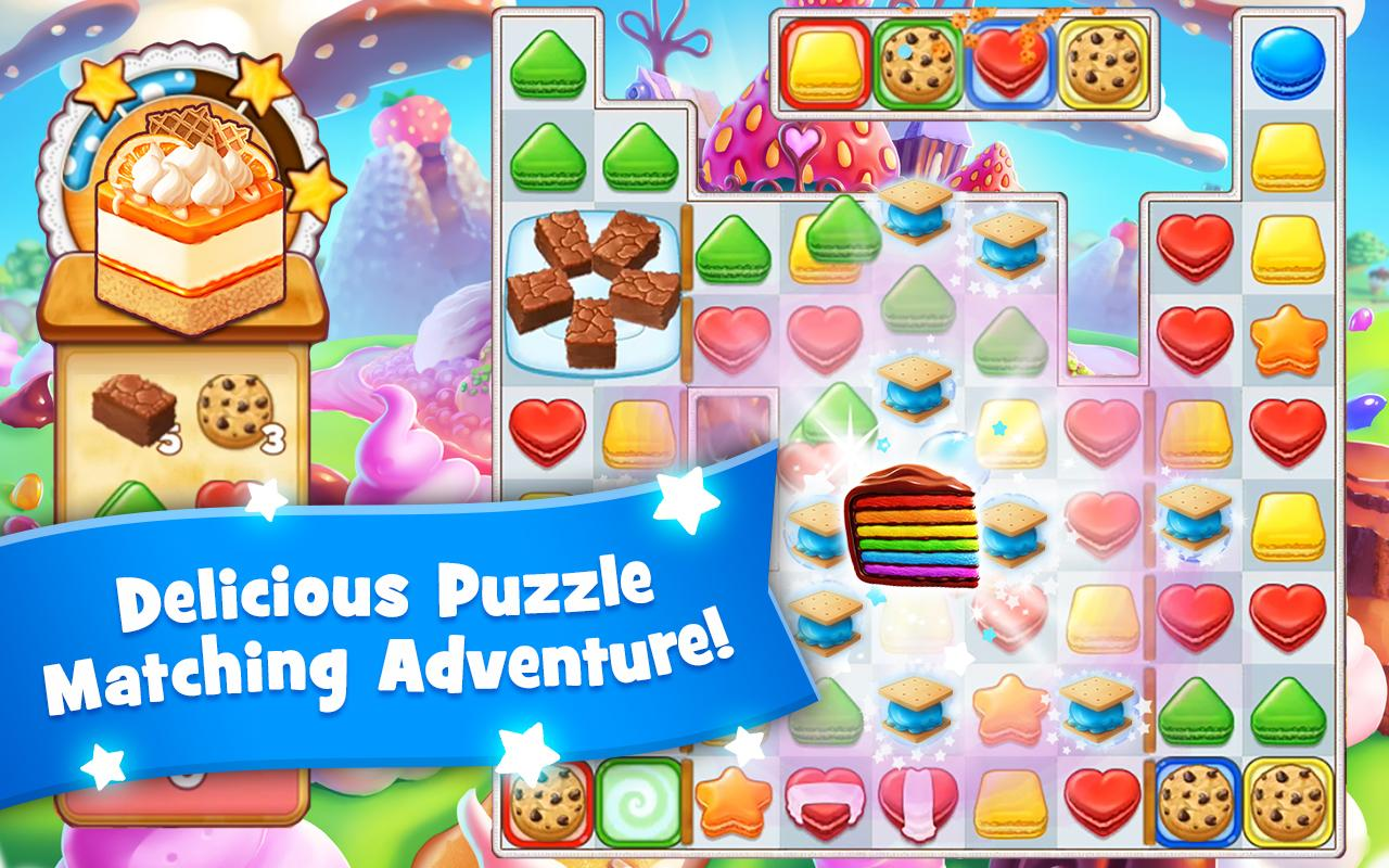 Cookie Jam - Match 3 Games & Free Puzzle Game- screenshot