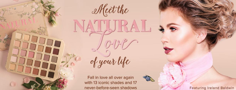 ผลการค้นหารูปภาพสำหรับ Too Faced Natural Love Eye Shadow Palette