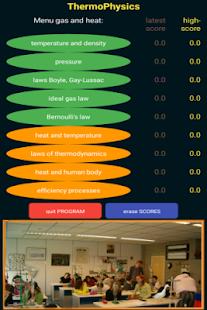 ThermoPhysics - náhled