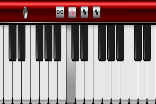 Piano Emulator Simple