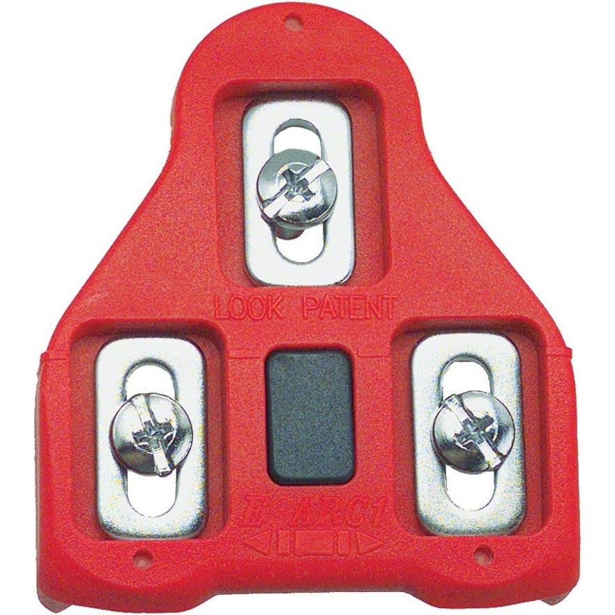 01470ccc5a9 VP Components. Red Arc Look Delta Cleats (open box - includes ...
