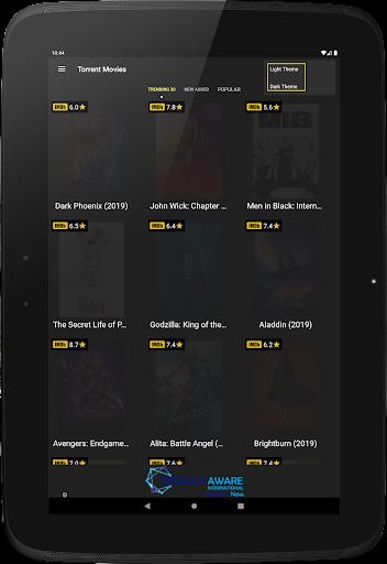 Torrent Movies 1.2.3 screenshots 10