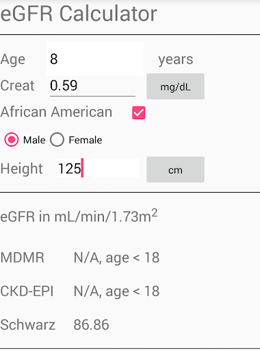 玩免費醫療APP|下載eGFR Calculator app不用錢|硬是要APP
