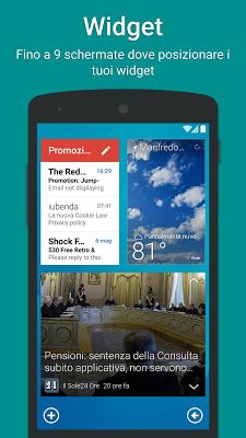 Smart Launcher Pro 3 v3.21.23 DOWNLOAD ANDROID ITA