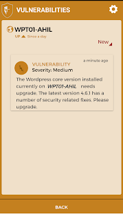 WordPress Security & Recovery- screenshot thumbnail