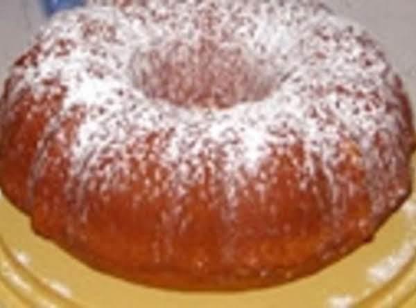 7-up Pound Cake