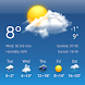 Local Weather Forecast & Clock