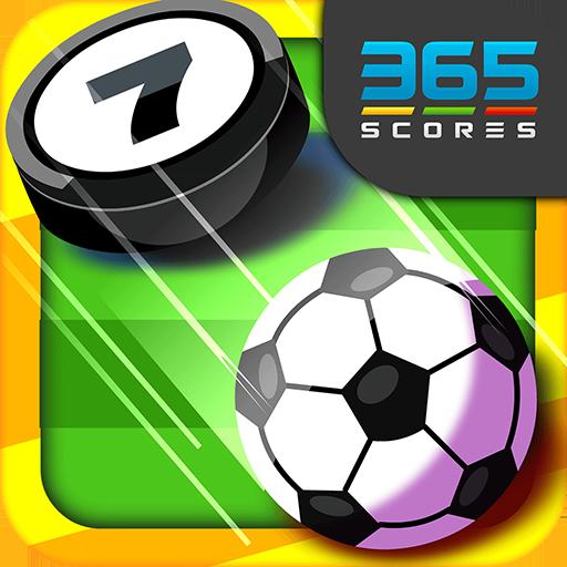 365Scores - Football SLIDE