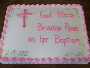 Photo: #21 Pink and Grey Baptism