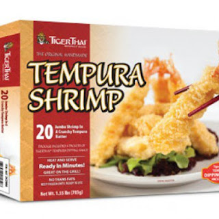 The Secret to The Best Shrimp Tempura.