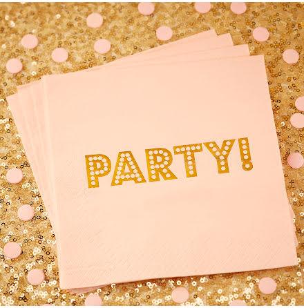 Servetter - Party Pastel Perfection