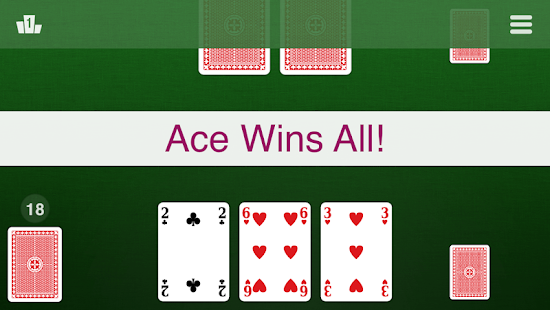 Ace Wins All - Card Games - náhled