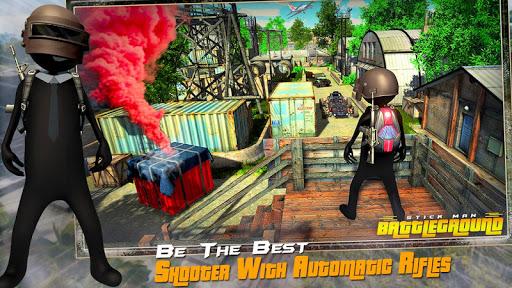 Stickman Squad Unknown Battlegrounds 1.0 screenshots 2