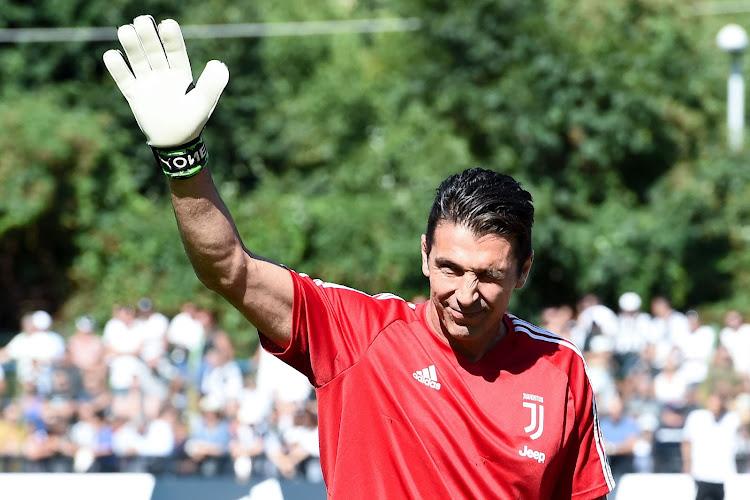 Gianluigi Buffon bat un nouveau record — Italie