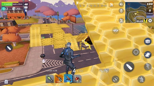 Creative Destruction 6