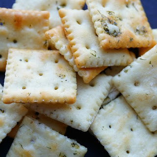 Vegan Ranch Saltines