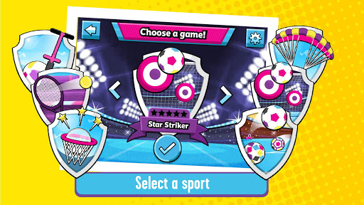 Boomerang All-Stars: Tom and Jerry Sports 2.0.4 screenshots 3