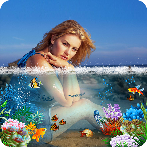 3D Water Effects Photo Editor