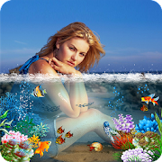 3D Water Effects Photo Editor‏