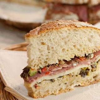 Muffuletta Sandwich Spread