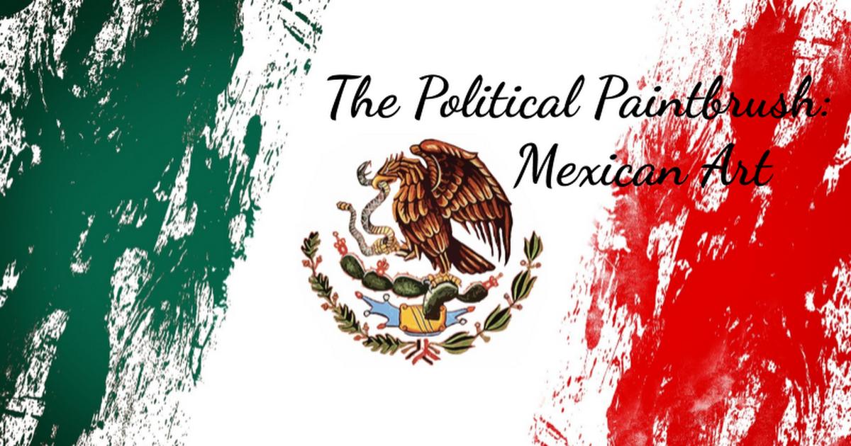 mexican art google slides