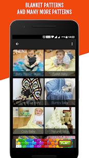Crochet Patterns And Tutorials Free Crochet App Apps