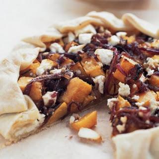 Pumpkin and Feta Pie Recipe