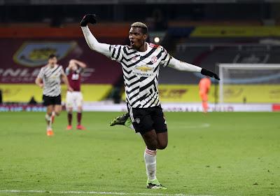 Pogba envoie Manchester en tête du championnat, Everton s'impose