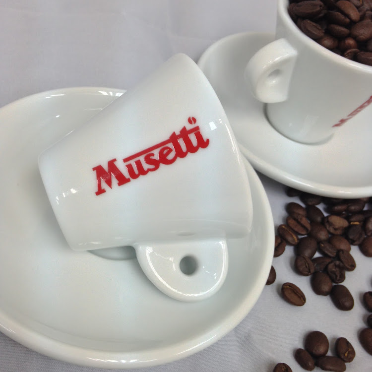 Musetti 3oz cup & saucer by ECIATTO GROUP SDN BHD