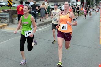 Photo: 727  Nancy Proctor, 408  Chris Howcroft, 509  Melanie Leitman