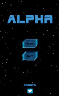 Alpha - náhled
