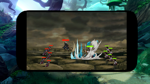 Senki Moba Battle  screenshots 5