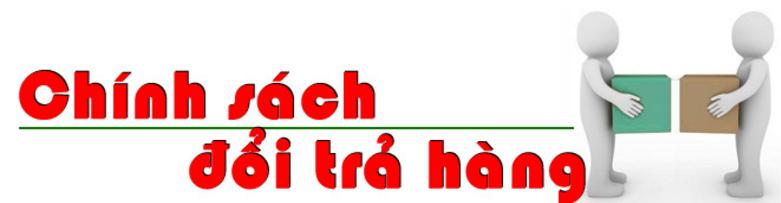 Chính sách giao nhận và đổi trả tại raytruotgiamchan.com