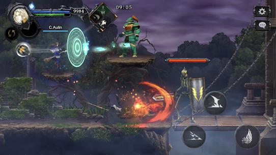Castlevania Grimoire of Souls Apk Mod God Mod 5