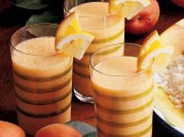 Apricot Frothy