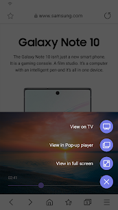 Samsung Internet Browser Beta Apk  Download For Android 5