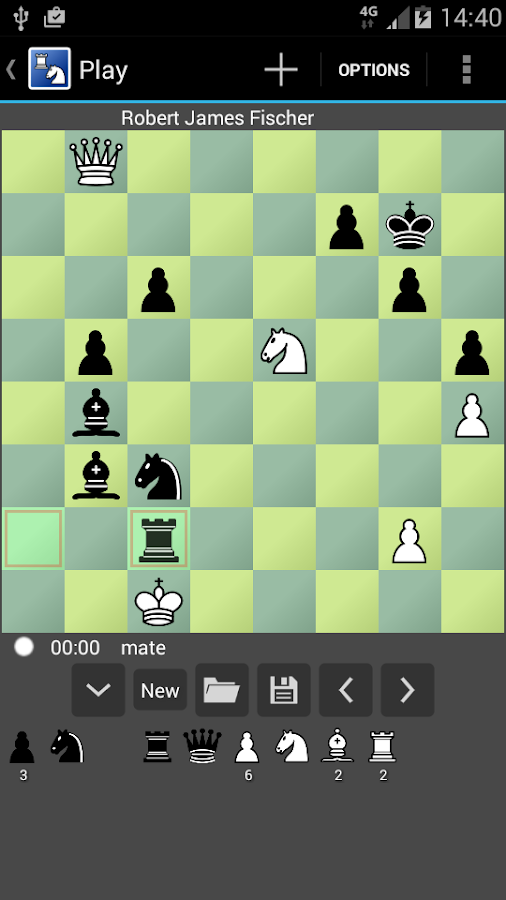 Chess Board Game HD- screenshot