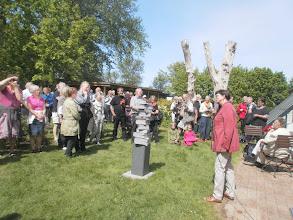 Photo: Vernissage with Kirsten Barlit, Fernisering (VERNISSAGE) lørdag d. 25.maj kl. 13.30 med flere musikalske indslag og events.