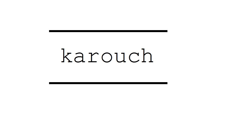Karouch Hand-made zápisníky a diáre z filcu