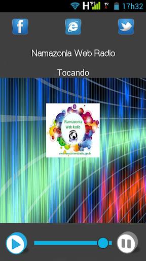 Namazonia Web Rádio