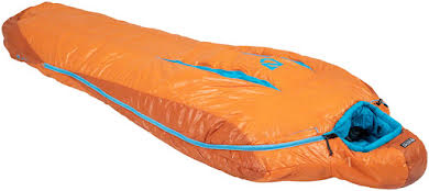 NEMO Kyan 35 Sleeping Bag, Primaloft Silver Synthetic Insulation: Regular, Amber/Alpine alternate image 2