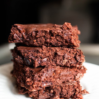 37 calorie brownies... and no, I'm not kidding..