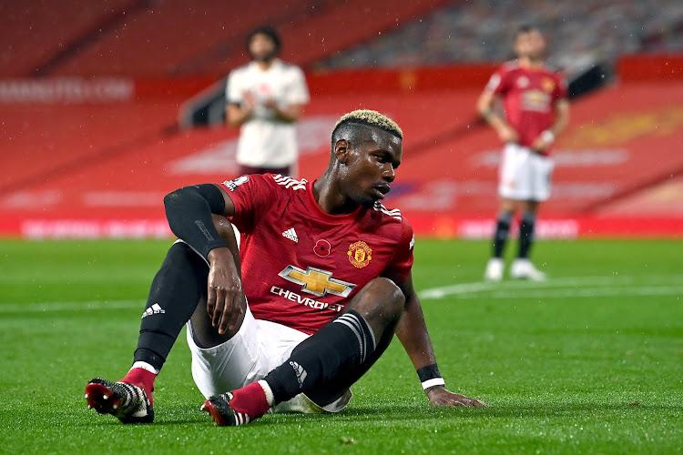 """Pogba heeft geen goed woord over voor Mourinho: """"Iedereen wat dat, dat is typisch Mourinho"""""""